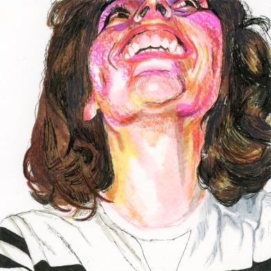 Self-portraits by Tatiana Ray
